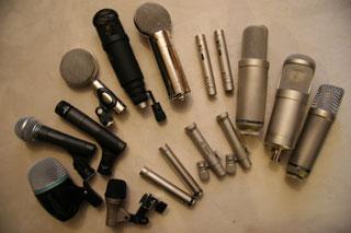 Studio mikrofonit